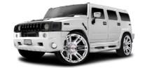 Hummer H2 Series 2003-2009
